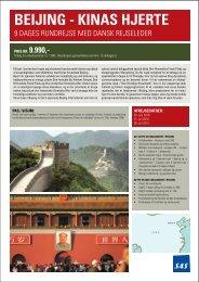 Beijing - kinas hjerte - OurWorld