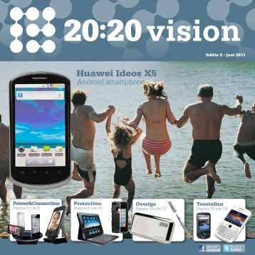 vision - 20:20 Mobile Benelux