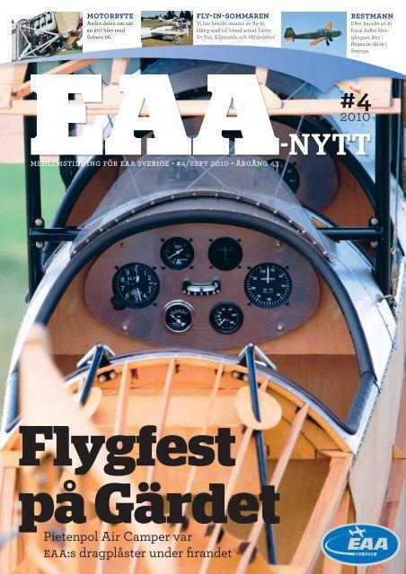 Nr 4 September 2010 - EAA chapter 222