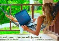 E-course Haal meer plezier uit je werk! - Daretoo