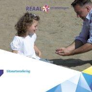 Brochure uitvaartverzekering Reaal - Begrafenisverzekering