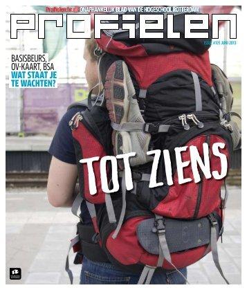 de PDF hier - Profielen - Hogeschool Rotterdam