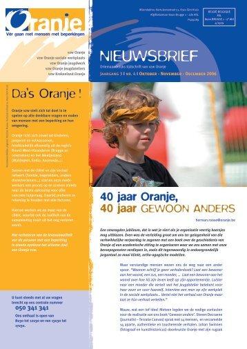 N° 4 40 jaar Oranje