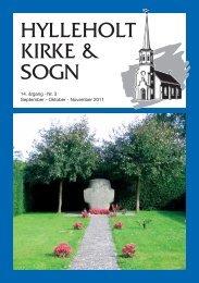 HYLLEHOLT KIRKE & SOGN - tryggevaeldeprovsti.dk