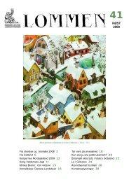 HØST 2008 - Nordisk Kulturlandskapsforbund