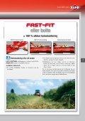 KUHN FC 243, 283 og 313 skårlægger - Page 7