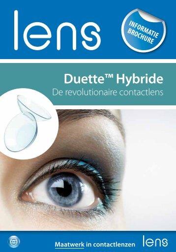 Duette™ Hybride - Lens