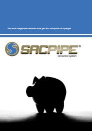Folder Sacpipe u spons.indd - Sacpipe connection system