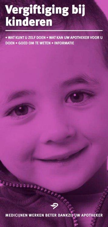 Vergiftiging Bij Kinderen - Diemer Apotheek