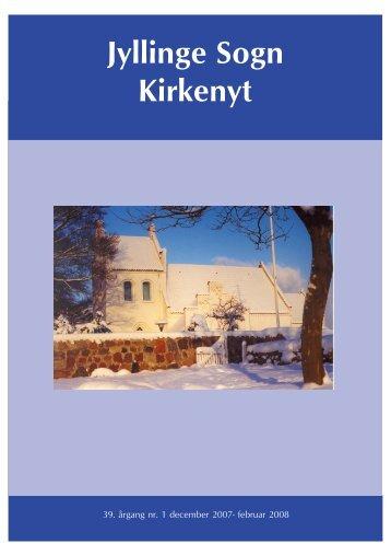 Kirkeblad 39-1.p65 - Jyllinge Kirke