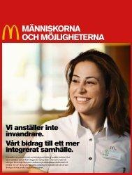 Manniskorna och mojligheterna FINAL - McDonald's