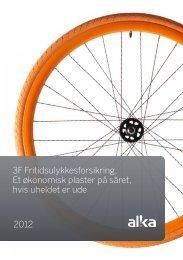 Fritidsulykkeforsikring - ALKA forsikring