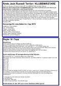 pdf-fil - Jack Russell-klubben - Page 6