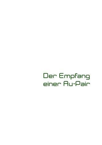 """""""Der Empfang einer Au-Pair"""" (2011) - Jugendinformationszentren ..."""