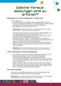 """""""Der Empfang einer Au-Pair"""" (2011) - Jugendinformationszentren ... - Page 5"""