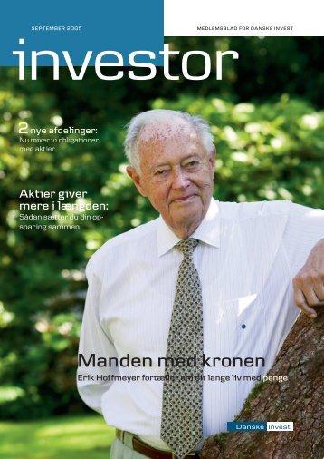 Manden med kronen - Danske Invest