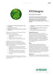 EXOdesigner - regin