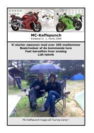 Marts 2009 - MC-Kaffepunch