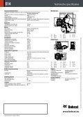 Compacte graafmachines - Bobcat.eu - Page 2
