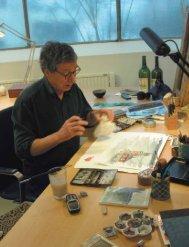 Konstnärsporträtt, Stig Fyring - GALLERI BRYGGHUSET