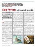 Konstnärsporträtt, Stig Fyring - GALLERI BRYGGHUSET - Page 2