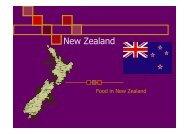 New Zealand - Virklund Skole