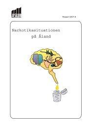 2001:6 Narkotikasituationen på Åland - ÅSUB
