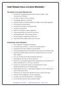 Mitarbeiterprospekt 2012 - Hotel Weisses Kreuz Feldkirch - Page 5