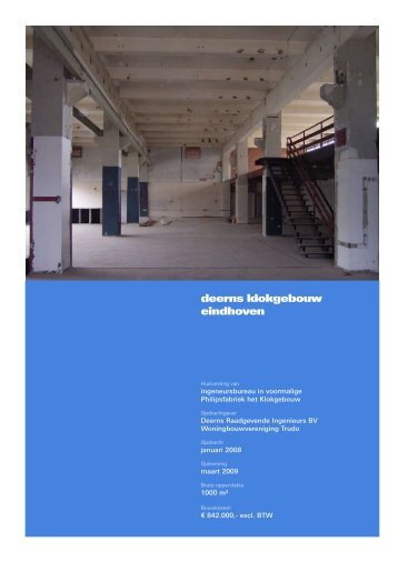 deerns klokgebouw eindhoven - Architecten