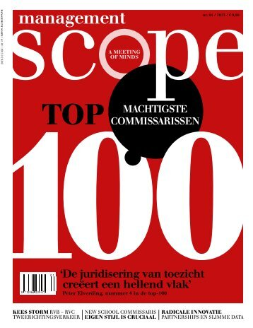 Management Scope 01 2013