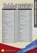 Paris • Skitur til Østrig • Engelsk • Tysk • Matematik • Multisport ... - Page 3