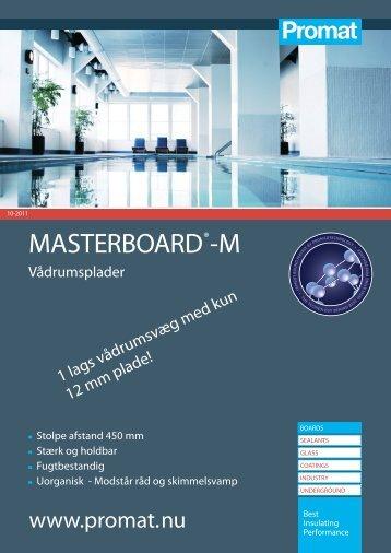 MASTERBOARD®-M - Tepo