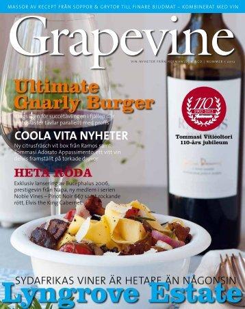 Grapevine - Hermansson & Co