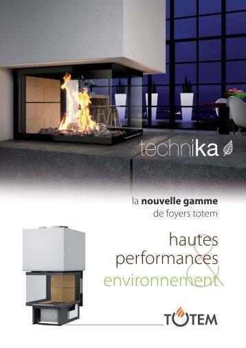 catalogue technika FR