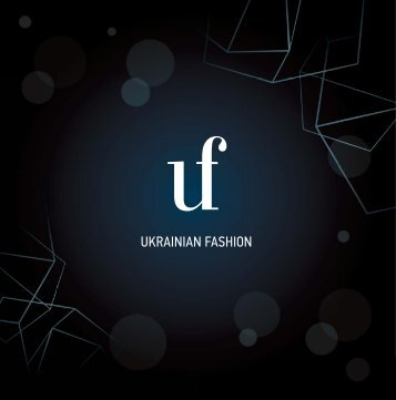 LA MODE EN DETAIL - Ukrainian Fashion Channel