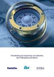 Handleiding aan RGD van Stibbe IBR en Deloitte definitieve versie ...