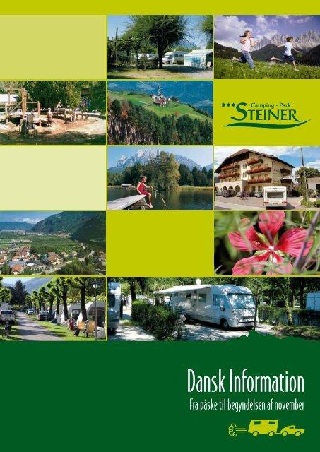 Info Dansk - Hotel Steiner
