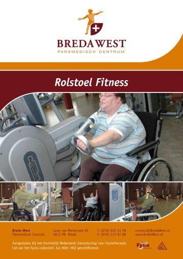 Rolstoel Fitness