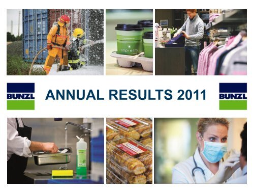 ANNUAL RESULTS 2011