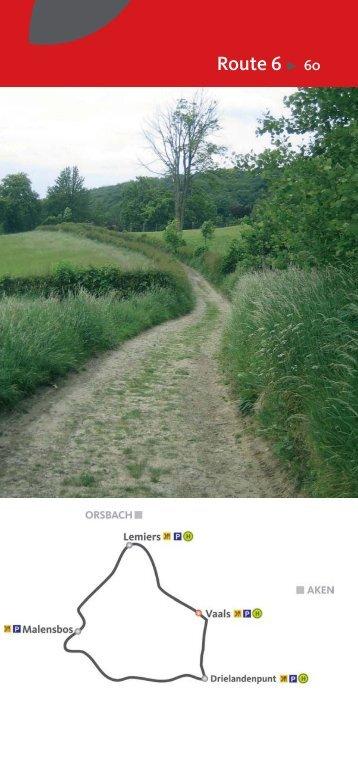 Route 6 ‹ 60 - GrenzRouten