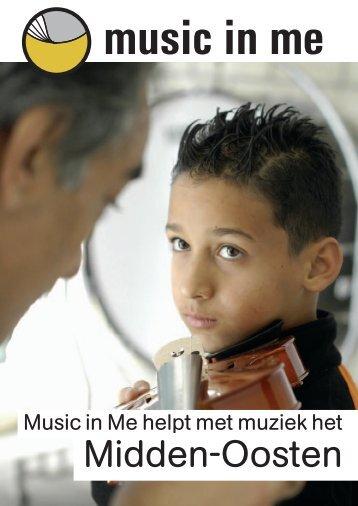 Midden-Oosten - Music in Me