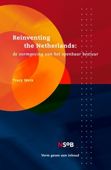 2007 - Reinventing the Netherlands - NSOB