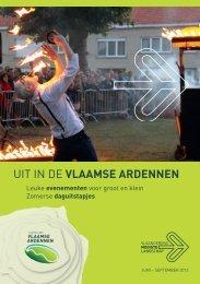 UIT IN DE VLAAMSE ARDENNEN - Toerisme Oost-Vlaanderen