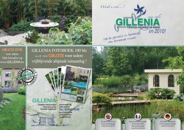 in 2010! in 2010! - Gillenia