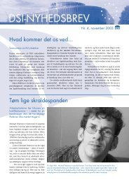 Nyhedsbrev nr. 4 2003 PDF - Danske Handicaporganisationer