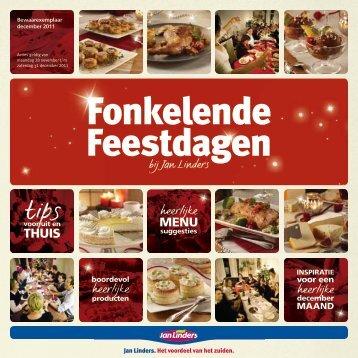 Fonkelende Feestdagen - Jan Linders