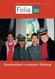 Amsterdam ontmoet Peking