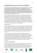 Ecologie & Economie in de Eems-Dollard - Milieufederatie Groningen - Page 2
