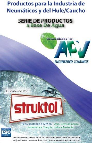 Productos para la Industria de Neumáticos y del Hule ... - Struktol