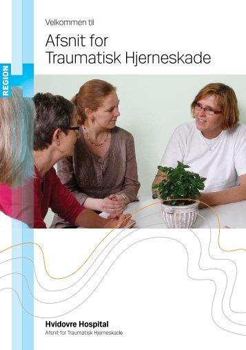 Afsnit for Traumatisk Hjerneskade - Hvidovre Hospital